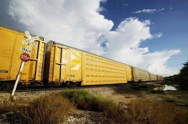 Железнодорожные перевозки грузов: вагонами, полувагонами, платформами, контейнерами