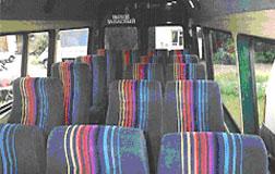 Пассажирские перевозки на микроавтобусах Mercedes Спринтер