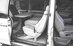 Пассажирские перевозки на микроавтобусах Mercedes Vito