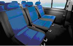 Пассажирские перевозки на микроавтобусах Volkswagen Caravella