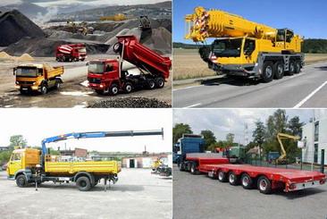 Автомобильные перевозки грузов внутрироссийские и международные