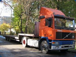 перевозка негабаритных грузов Спецтехника Мазант Групп: Марка тягача - Man не габарит