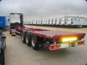 перевозка негабаритных грузов Спецтехника Мазант Групп: Марка тягача - Man