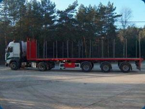 перевозка негабаритных грузов Спецтехника Мазант Групп: Марка тягач Вольво